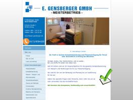 E. Gensberger GmbH Eching, Kreis Freising