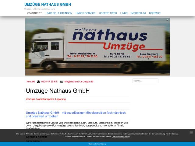 Umzugsunternehmen Sankt Augustin nathaus umzüge gmbh in bonn 58 bewertungen empfehlungen wer
