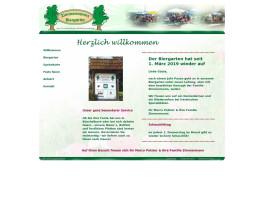 Zimmermanns Biergärtla Lichtenau, Mittelfranken