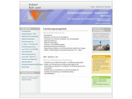 Eckert Ruf- und Signalanlagenbau Merseburg
