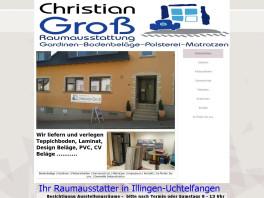 Christian Groß Raumausstattung Heusweiler
