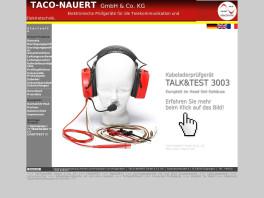 TACO-NAUERT GmbH & Co. KG Göppingen
