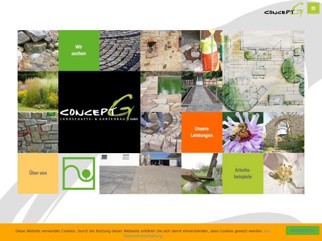 Concept g landschafts und gartenbau gmbh stemwede for Landschafts und gartenbau