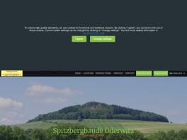 Gaststätte Spitzbergbaude Inh. Andreas Becker Oderwitz