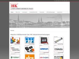 HK Industrievertretungen Marc Oliver Kieckbusch e. K. Hamburg