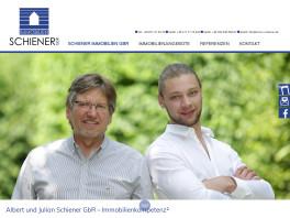 Albert Schiener, Immobilienmakler Kumhausen