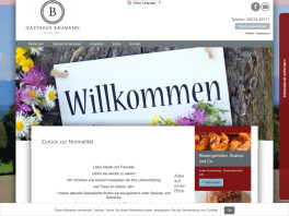 Gasthaus Baumann Otterfing