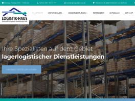 Logistik-Haus Gesellschaft für logistische Gesamtlösungen mbH Mülheim an der Ruhr