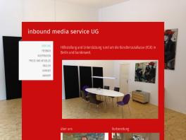inbound media ltd. - Künstlerberatung Berlin