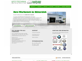 H.O.W. GmbH & Co. KG KFZ-Technik Gütersloh