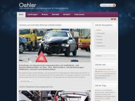 Sachverständigen- und Ingenieurbüro für Fahrzeugtechnik Dipl.-Ing. Andreas Oehler Bochum