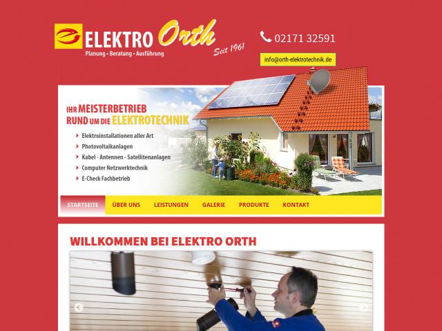 Elektriker Leverkusen achim orth elektroinstallation tel 02171 325