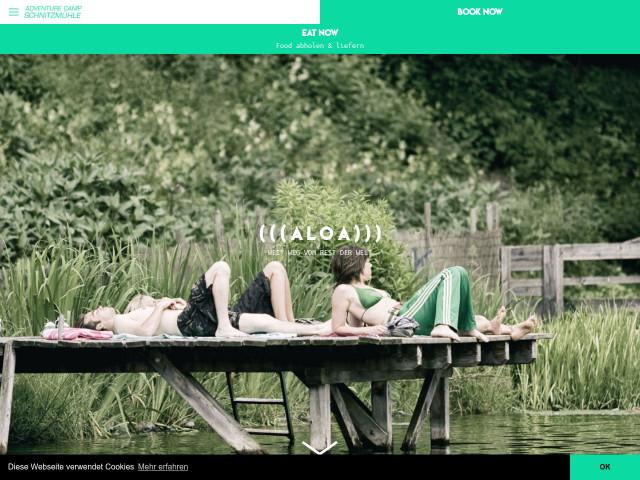 ▷ Adventure Camp Schnitzmühle Hotel Camping | Tel. (09942) 948... ☎