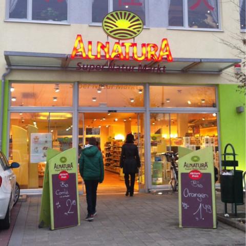17cea0795d Alnatura Bio Super Natur Markt 46 München Thalkirchen-Obersendling ...