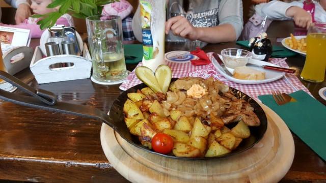 Alphotel Bodenseehutte Ohg Restaurant Bewertung