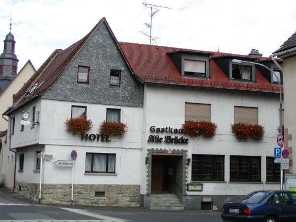 Hotel Alte Brucke Bad Homburg