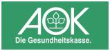 Logo AOK Bayern - Die Gesundheitskasse Geschäftsstelle Erlangen
