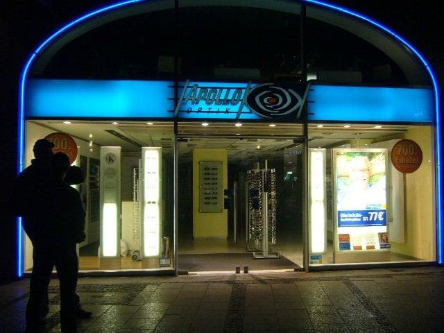 Apollo Optik München Altstadt Lehel öffnungszeiten