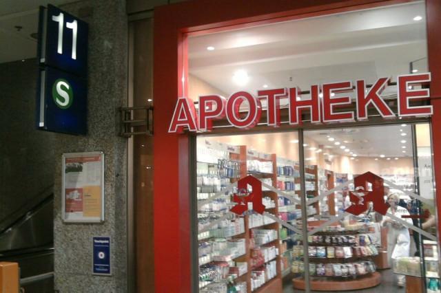 apotheke im hauptbahnhof köln