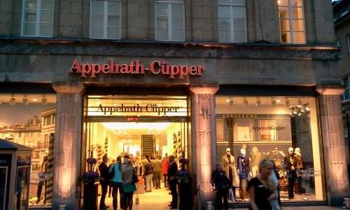 Appelrath Cupper Essen Offnungszeiten Telefon Adresse