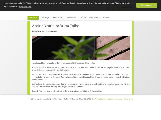 ▷ architekturbüro tölke dipl.-ing.fh ✅ | tel. (06251) 1386, Innenarchitektur ideen
