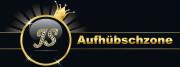 Logo Aufhübschzone - Nageldesign & mehr