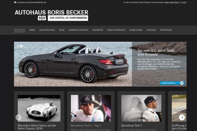 Autohaus boris becker gmbh co kg bewertung for Bewertung autohaus