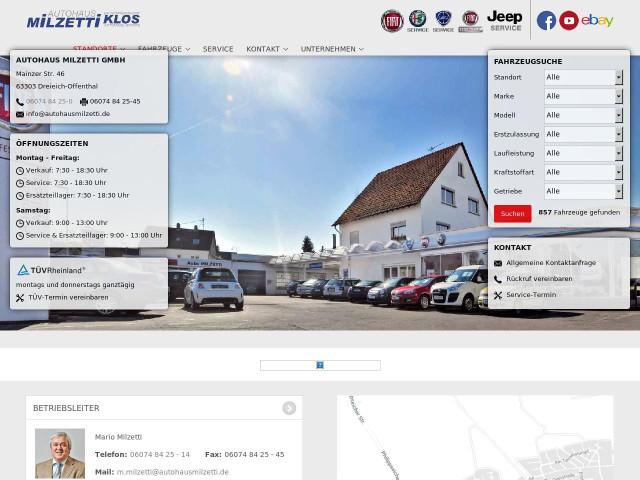 Autohaus milzetti gmbh tel 06074 842 bewertung for Bewertung autohaus