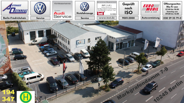 Autohaus Ostkreuz Gmbh Tel 030 96536776 1