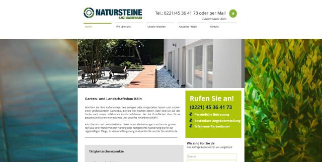 Garten Landschaftsbau Köln azizi garten und landschaftsbau tel 0221 453641