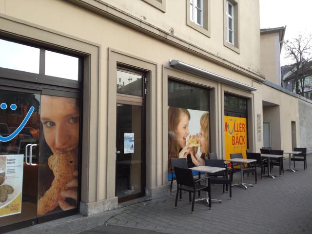 Müller Würzburg öffnungszeiten