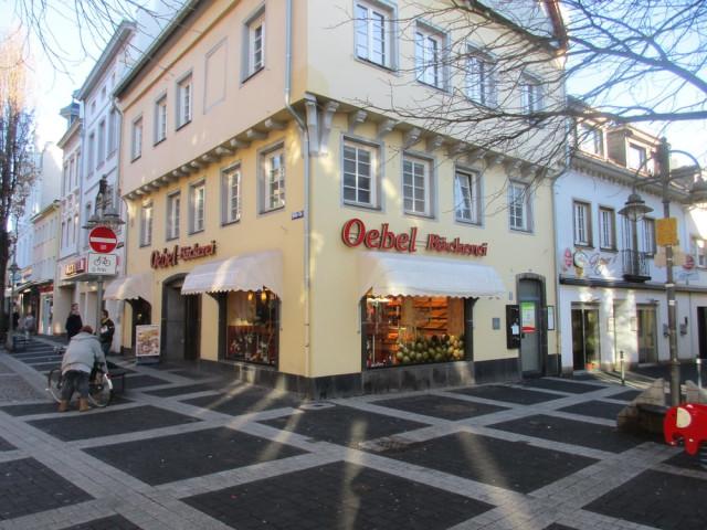 Bäckerei Oebel Tel 02232 2131 Bewertung