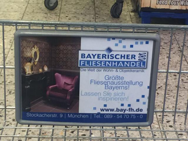 Fliesenhandel  ▷ Bayrischer Fliesenhandel GmbH Fliesenfachhandel ✅ | Tel. (089 ...