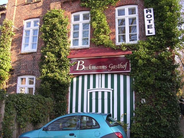 Beckmann S Gasthof Hotel Und Restaurant Tel 04340 43