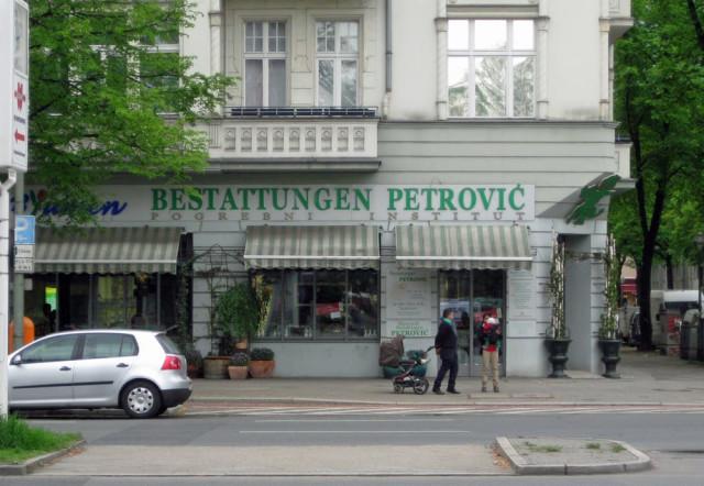 bestattungen petrovic bestatter berlin tempelhof 17 bewertungen. Black Bedroom Furniture Sets. Home Design Ideas
