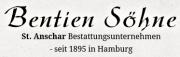 Bestattungsunternehmen Bentien Söhne GmbH Hamburg