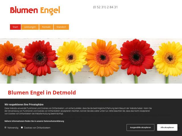 Blumenladen Detmold blumen und grabpflege silke engel tel 05231 284