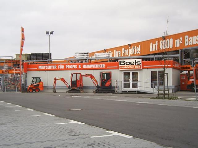 Boels Verleih Gmbh Baumaschinenverleih Berlin Bohnsdorf 22
