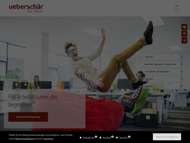 ▷ Büromöbel Stuttgart | Ueberschär GmbH & Co. KG ✅ | Tel. (0711 ...