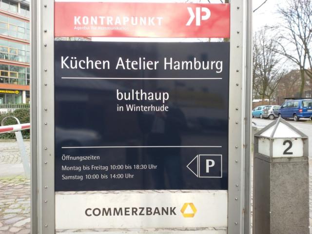 Bulthaup In Winterhude Kah Kuchen Atelier Hamburg Gmbh