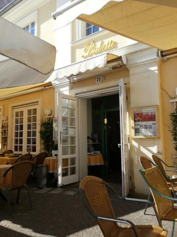 Cafe Restaurant Babette Tel 0331 2916 Bewertung