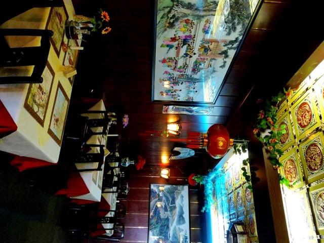 China Restaurant Fu Long Chinesisches Restaurant Berlin Britz