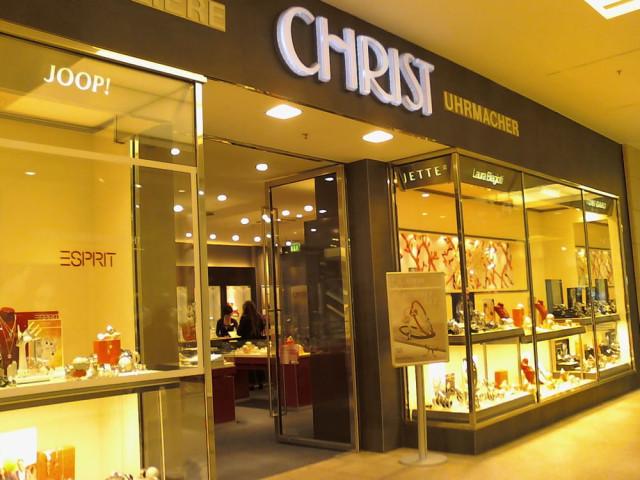 Christ Juweliere und Uhrmacher Braunschweig Innenstadt