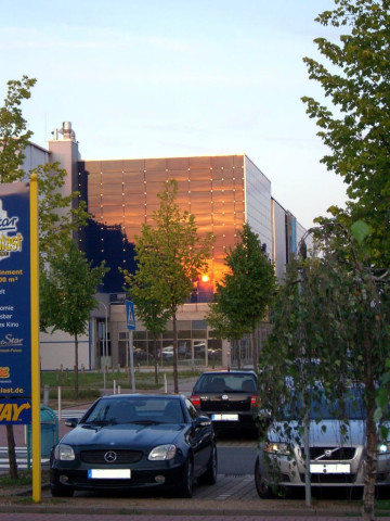 Cinestar Kristall-Palast - Bremen