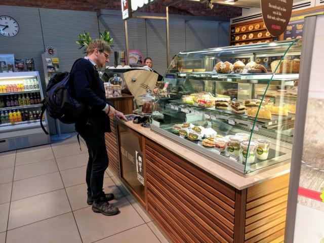 Coffee Fellows Gmbh Dresden Hbf Laden I Reisezentrum Tel