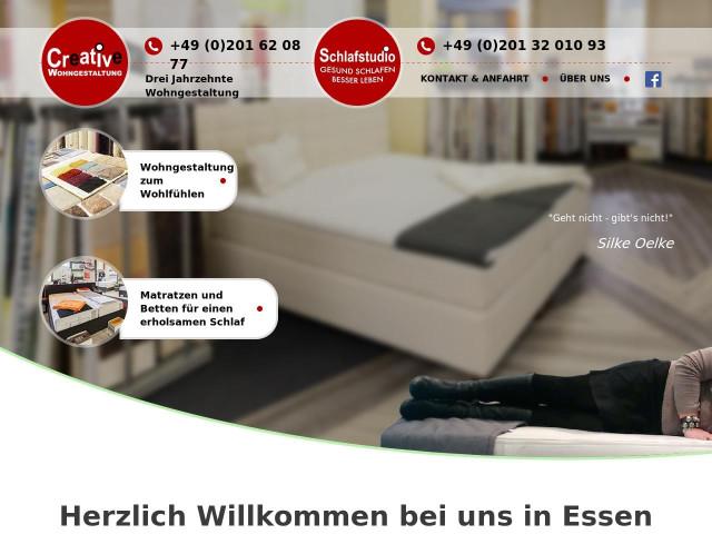 creative wohngestaltung tel 0201 62 08 bewertung. Black Bedroom Furniture Sets. Home Design Ideas