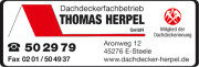 Dachdeckerfachbetrieb Thomas Herpel GmbH Essen