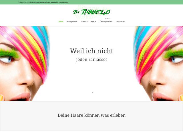Großzügig Friseur Wieder Aufnehmen Bilder - Ideen fortsetzen ...