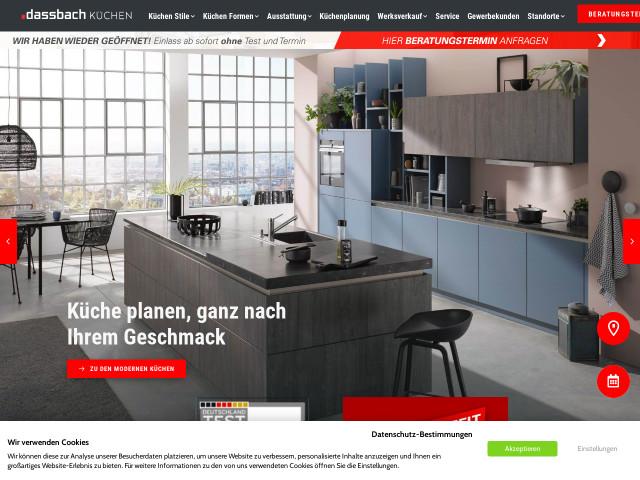 Dassbach Küchen dassbach küchen werksverkauf tel 06232 67889