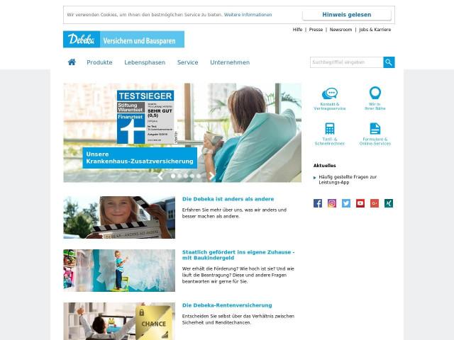Debeka A Fritzges Versicherung Tel 06033 33